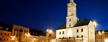 Hotele w mieście Gliwice