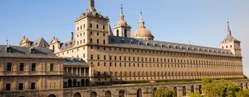 Отели в городе Сан-Лоренсо-де-Эль-Эскориаль