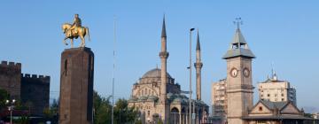 Hotels in Kayseri