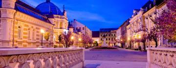 Hotels in Miskolc