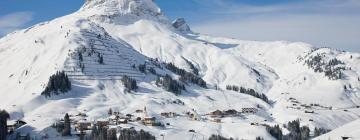 Hotels in Warth am Arlberg