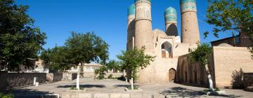 Hotels in Bukhara