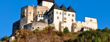 Hotely v destinaci Trenčín