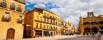 Hoteles en Ciudad Rodrigo
