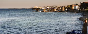 Ξενοδοχεία στη Χίος