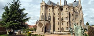 Hoteles en Astorga