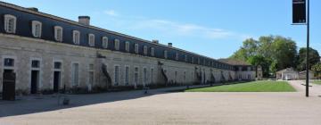 Hôtels à Rochefort