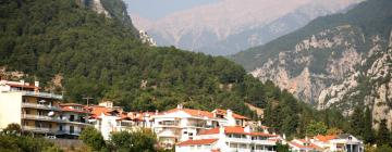 Accessible Hotels in Litochoro