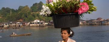 Hotels in Ranong