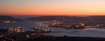 Hoteles en Ferrol