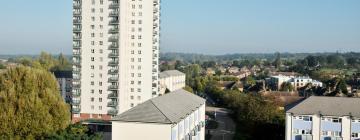 Hotels in Borehamwood