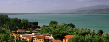 Hotell i Castiglione del Lago