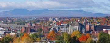 Hotéis em Sherbrooke