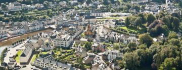 Отели в городе Буйон