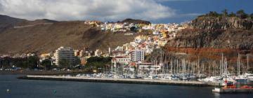 Hoteles en San Sebastián de la Gomera