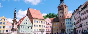Hotels in Landsberg