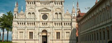 Hotels in Certosa di Pavia