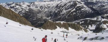 Hoteles en La Molina Alp