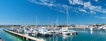 Hotéis em Geraldton