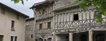 Hotels in Pérouges
