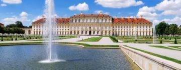 Отели в городе Обершлайсхайм