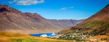 Hotels in Seyðisfjörður