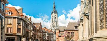 Spa hotels in Tournai