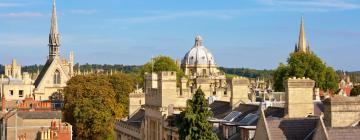 Hotels in Oxford