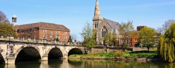 Hotels in Shrewsbury