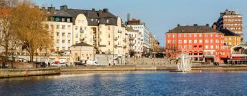 Hotels in Södertälje