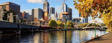 Hotéis em Melbourne