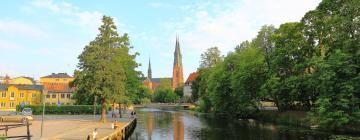 Hotels in Uppsala