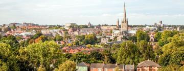 Hotels in Norwich