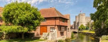 Hotels in Canterbury