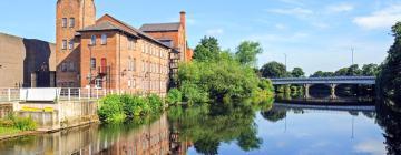 Hotels in Derby