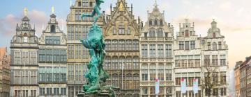 Three-Star Hotels in Antwerp