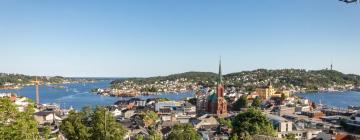 Hoteller i Arendal