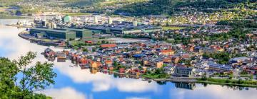 Hotels in Mosjøen
