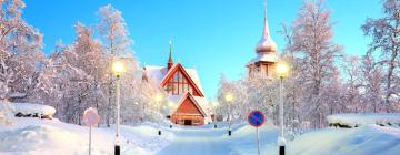 Hotels in Kiruna