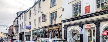 Hotels in Brecon