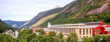 Hotels in Rjukan