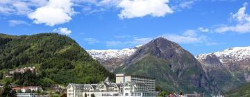 Hoteller i Balestrand
