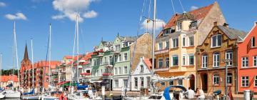 Отели в городе Сённерборг