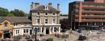 Hotels in Watford