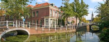 Villas in Delft