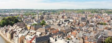 Hotels in Namur