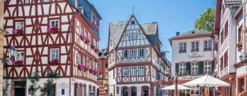 Hotels in Mainz