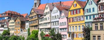 Отели в Тюбингене