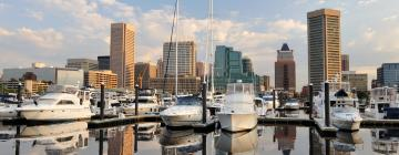 Hoteluri în Baltimore
