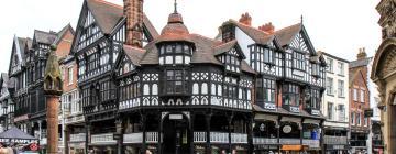 Hotels in Wrexham